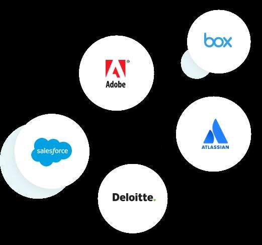 Partner directory logos